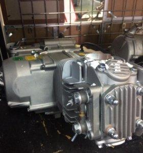 Двигатель YX 140