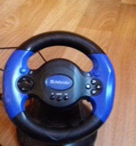 Игровой руль от фирмы defender