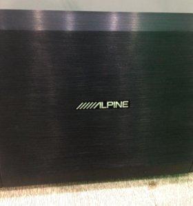 Авто усилитель Alpine