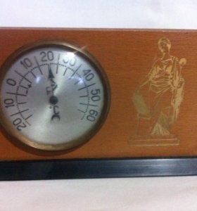 Термометр настольный. СССР