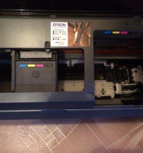 Принтер Epson stylus C91