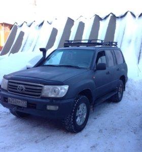 Багажник экспедиционный Toyota LandCruiser 100/105