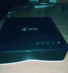 Ресивер от фирмы МТС для кабельного телевидения