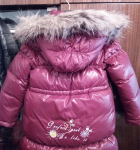 куртка пуховик зимняя.