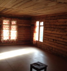 Часть одноэтажного дома