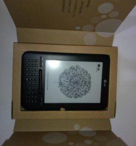 Электронная книга LG с HD экраном