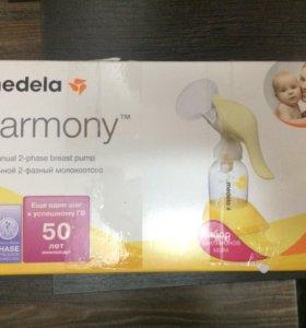 Молокоотсос Medea  harmony (ручной)