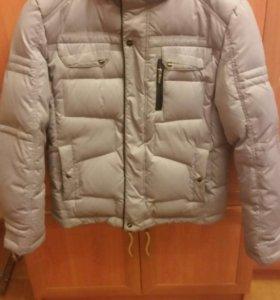 Очень теплая куртка.
