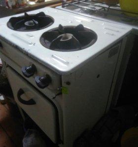 Печь газовая двухкомфорочная