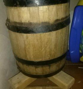 Бочка деревянная для вина