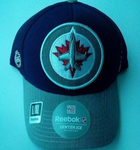 Бейсболка (кепка) Reebok Winnipeg Jets