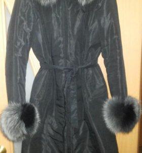 Пальто зимнее (пихора)
