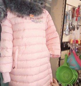Зимн.куртки новые!