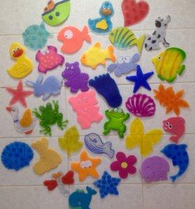 Мини-коврики для ванной