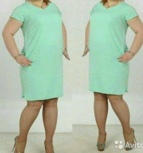 Новые платья 50-56 размеры