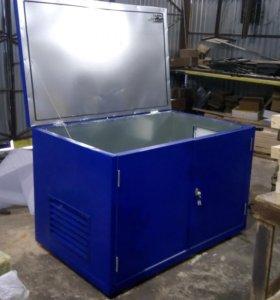 Мини-контейнер для генератора 1,6х1х1