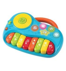 Развивающая игрушка BabyGo пианино