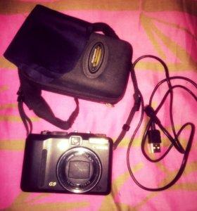 Canon G9 Фотоаппарат