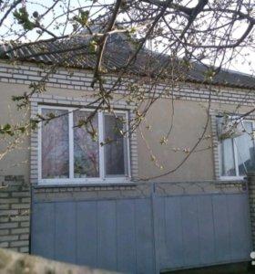 Дом в Каневской 108м участок 8соток