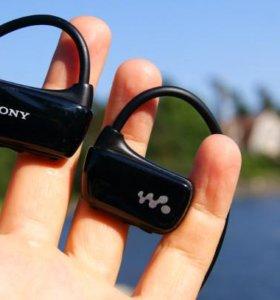 Sony NWZ-W273 4GB - создан для движения