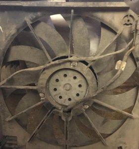 Вентилятор, бу вентиляторов Ауди а4б7