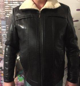 Куртка, дубленка, зимняя меховая куртка