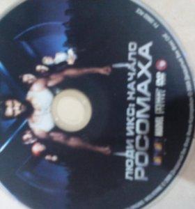Фильмы( 2 диска)
