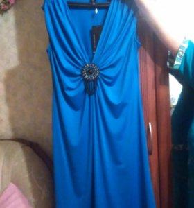 Платье новое размер 52-54