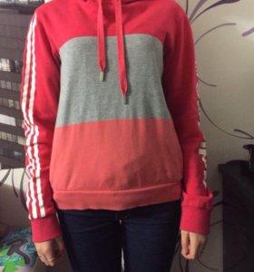 Толстовка, худи, олимпийка Adidas original