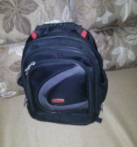 Рюкзак|Цвет:черный