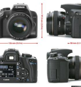 Canon 1000d до 12.02