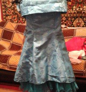 Вечернее платье для маленькой принцессы