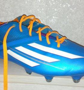 футбольные бутсы Adidas JR F10 TRX FG