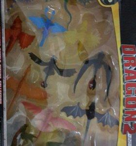 Драконы фирменная игрушка