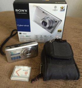 Цифровой фотоаппарат Sony DSC-W380