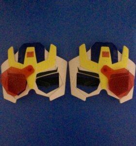 Игрушки Трансформеры из Макдональдс