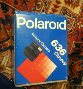 Полароид 636