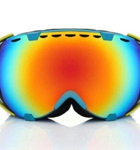 Новые очки для сноуборда
