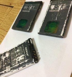 АКБ Nokia BL-5CT