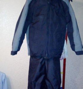 Зимний костюм 44р