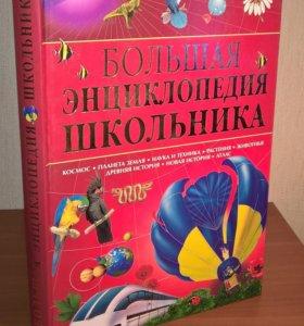 Новая книга Большая энциклопедия школьника