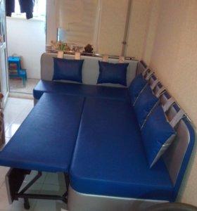 Новый! Расскладной кухонный уголок-диван кровать