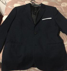 мужской пиджак HM