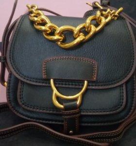 Женская сумка из натуральной кожи MIU MIU