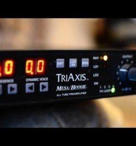 Mesa Boogie Triaxis v2.0