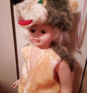 Ёжик - карнавальный костюм