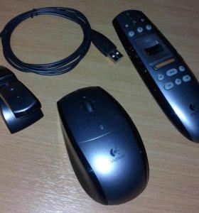 Продаю комплект Logitech Cordless Desktop S510