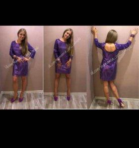 Платье+туфли+клатч