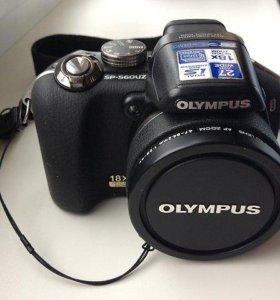 Продам Фотоаппарат Olympus SP-560 UZ