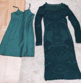 Платье вязанное  Roberto Cavalli